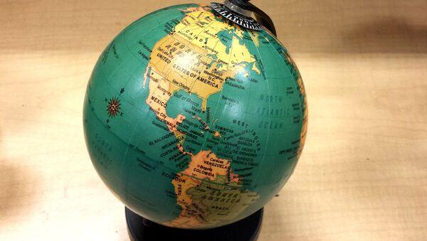 Mapa de México - Sputnik Mundo