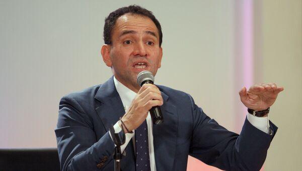 Arturo Herrera, titular de Hacienda y Crédito Público de México - Sputnik Mundo