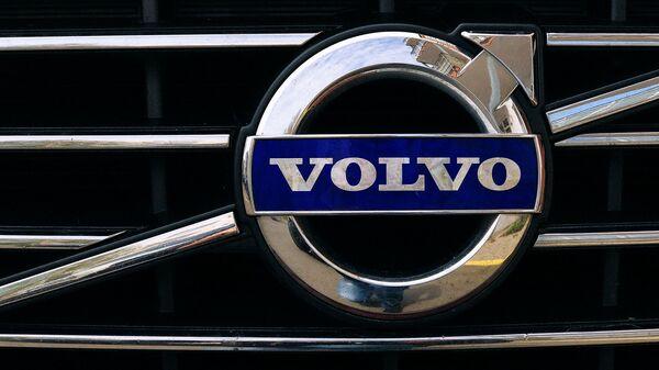 El logo de Volvo - Sputnik Mundo
