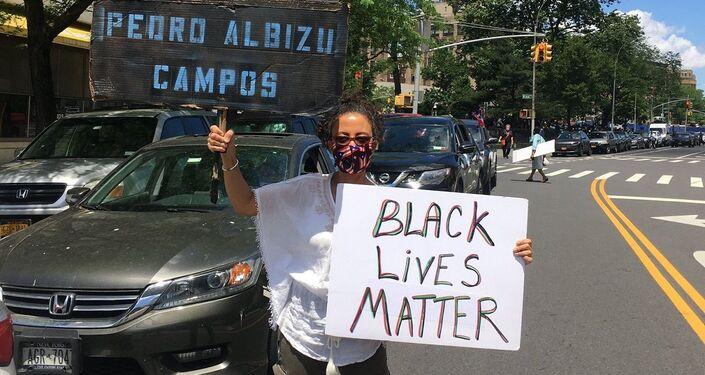 Movilización de latinos y afrodescendientes en Nueva York este domingo 14 de junio