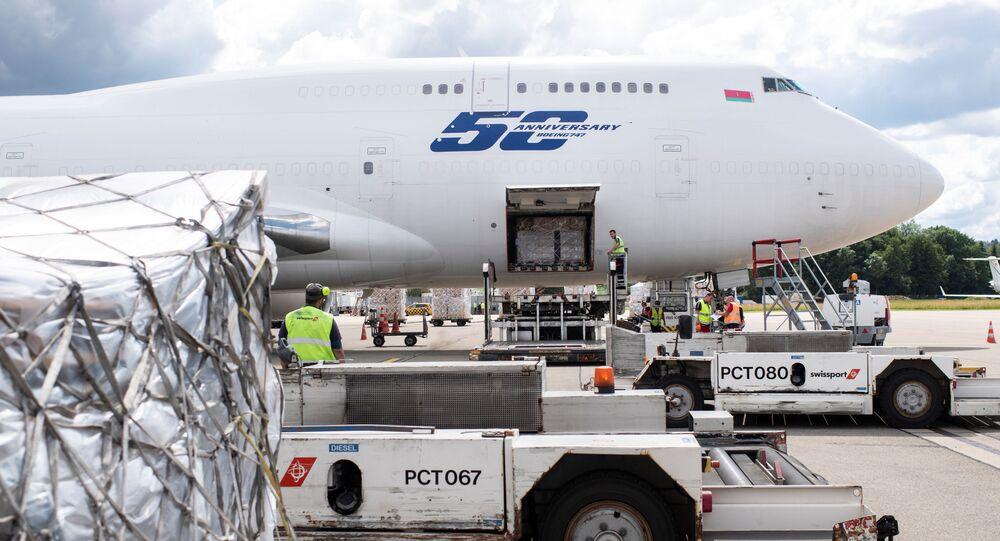 Ayuda humanitaria de ONU y Suiza por COVID-19 a Venezuela
