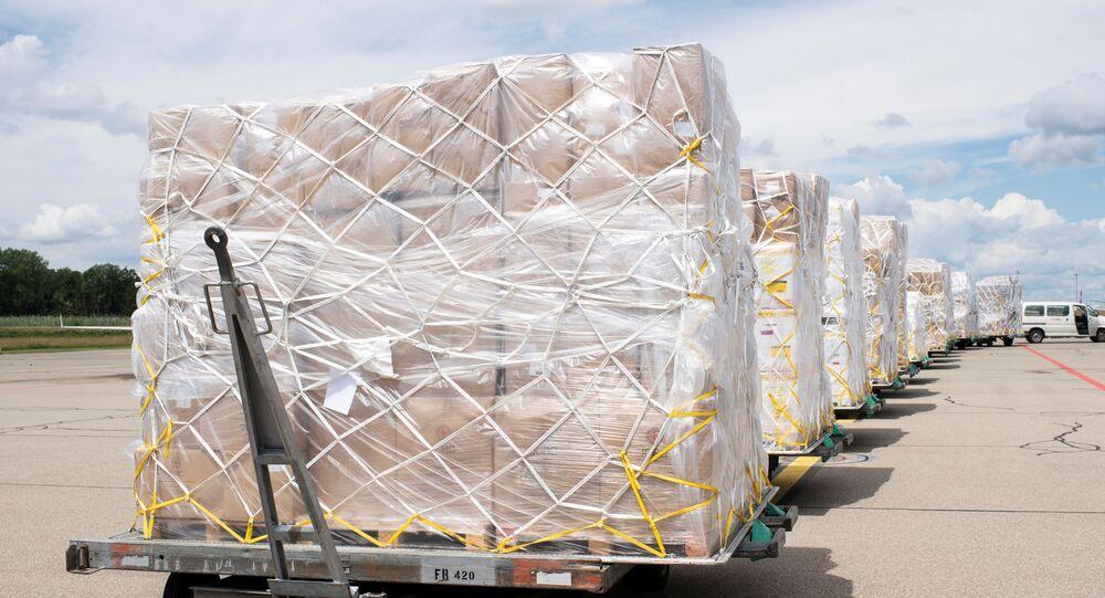 Ayuda humanitaria para Venezuela, imagen referencial