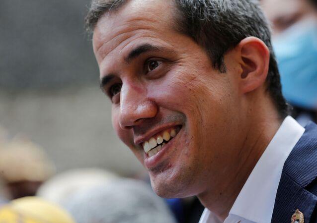 Juan Guaidó, líder de la oposición venezolana. Junio 2020
