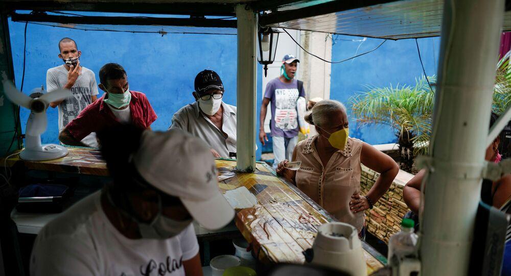Brote de coronavirus en Cuba