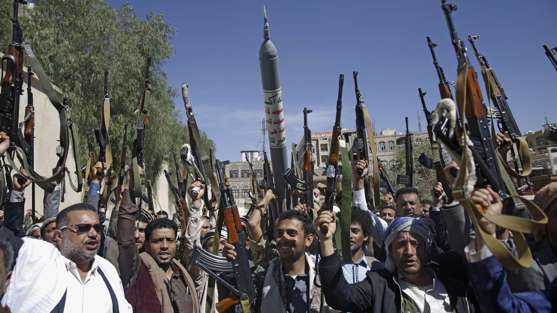 Situación en Yemen (archivo) - Sputnik Mundo, 1920, 12.03.2021