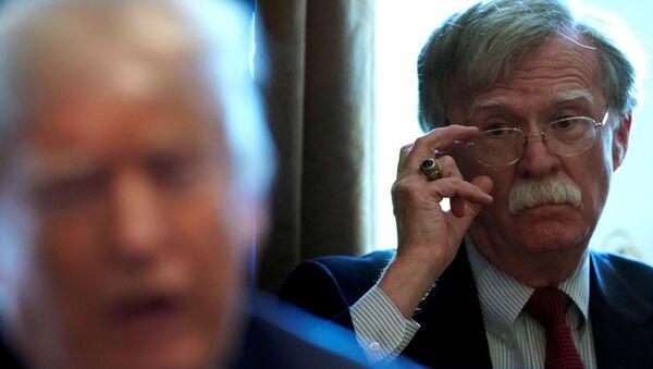 John Bolton, exasesor de seguridad nacional de EEUU - Sputnik Mundo