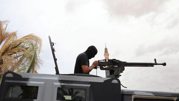 Situación en Libia - Sputnik Mundo