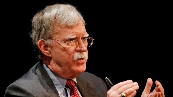 John Bolton, exasesor de seguridad nacional de los Estados Unidos - Sputnik Mundo