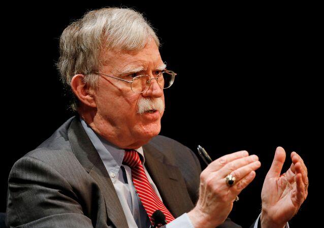 John Bolton, exasesor de seguridad nacional de los Estados Unidos