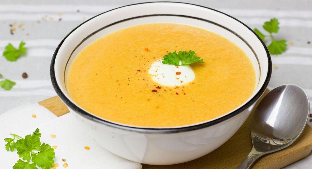 Una sopa