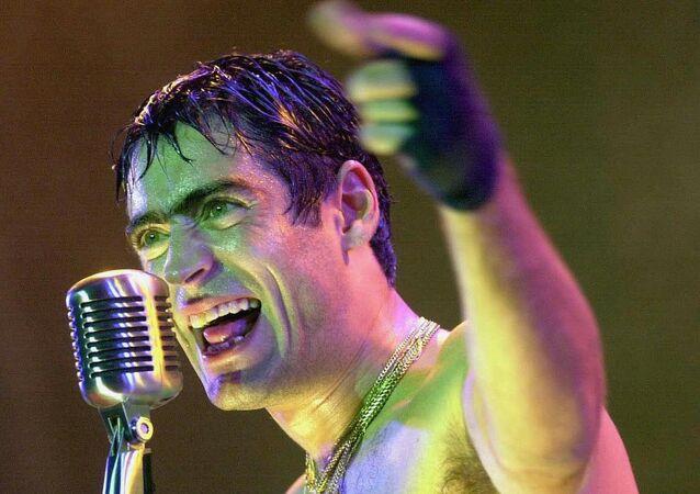 Rodrigo Bueno, 'el Potro', cantante argentino