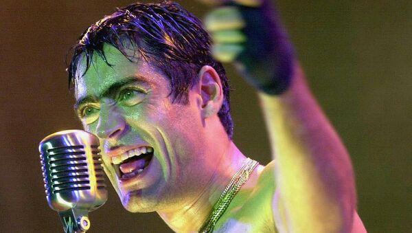 Rodrigo Bueno, 'el Potro', cantante argentino - Sputnik Mundo
