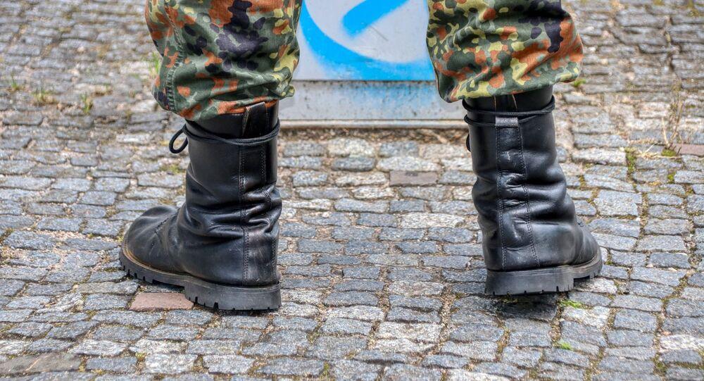 Un militar (imagen referencial)