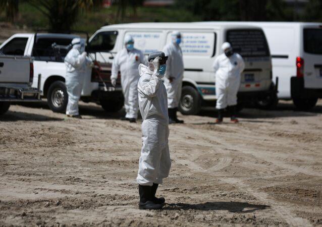 Pandemia de coronavirus en El Salvador