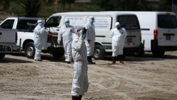 Pandemia de coronavirus en El Salvador - Sputnik Mundo