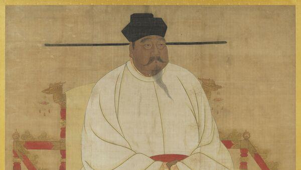 Primer emperador de la dinastía Song del Imperio Chino, Zhao Kuangyin - Sputnik Mundo
