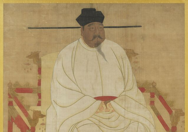 Primer emperador de la dinastía Song del Imperio Chino, Zhao Kuangyin