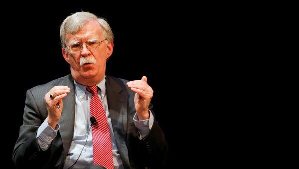 John Bolton, exasesor de seguridad de EEUU - Sputnik Mundo