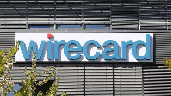 El proveedor de servicios financieros Wirecard - Sputnik Mundo