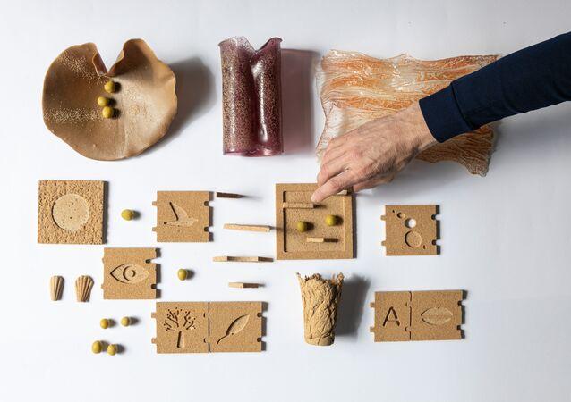 Reolivar fabrica sus productos con hueso de aceituna