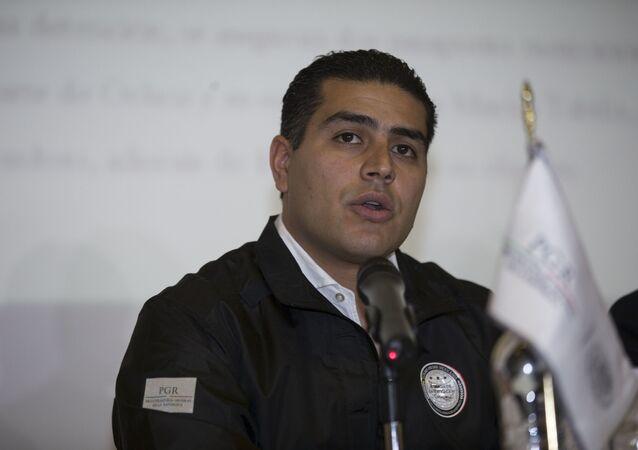Omar García Harfuch, secretario de Seguridad Ciudadana de Ciudad de México