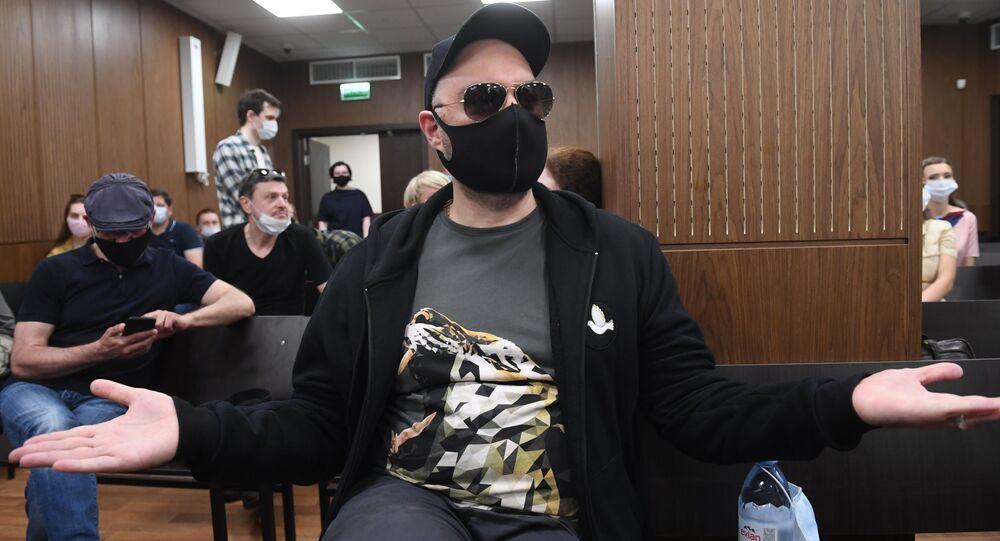 Kiril Serébrenikov, director de teatro y cine ruso