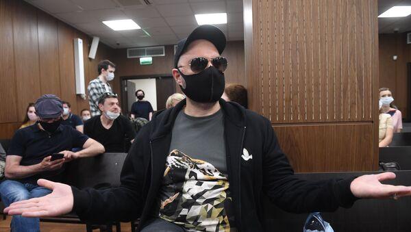 Kiril Serébrenikov, director de teatro y cine ruso - Sputnik Mundo
