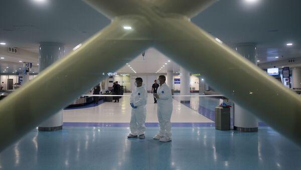 Aeropuerto Luis Muñoz Marin en Carolina, Puerto Rico - Sputnik Mundo