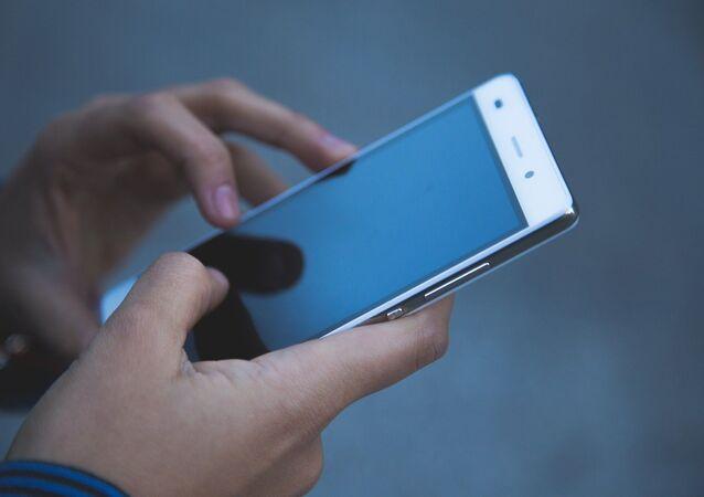 Un teléfono inteligente (imagen referencial)