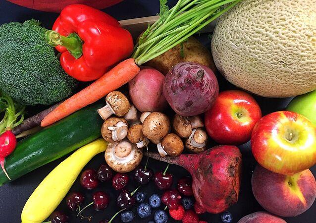 Frutas y verduras (imagen referencial)