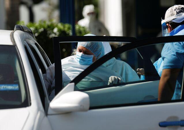 El coronavirus en El Salvador
