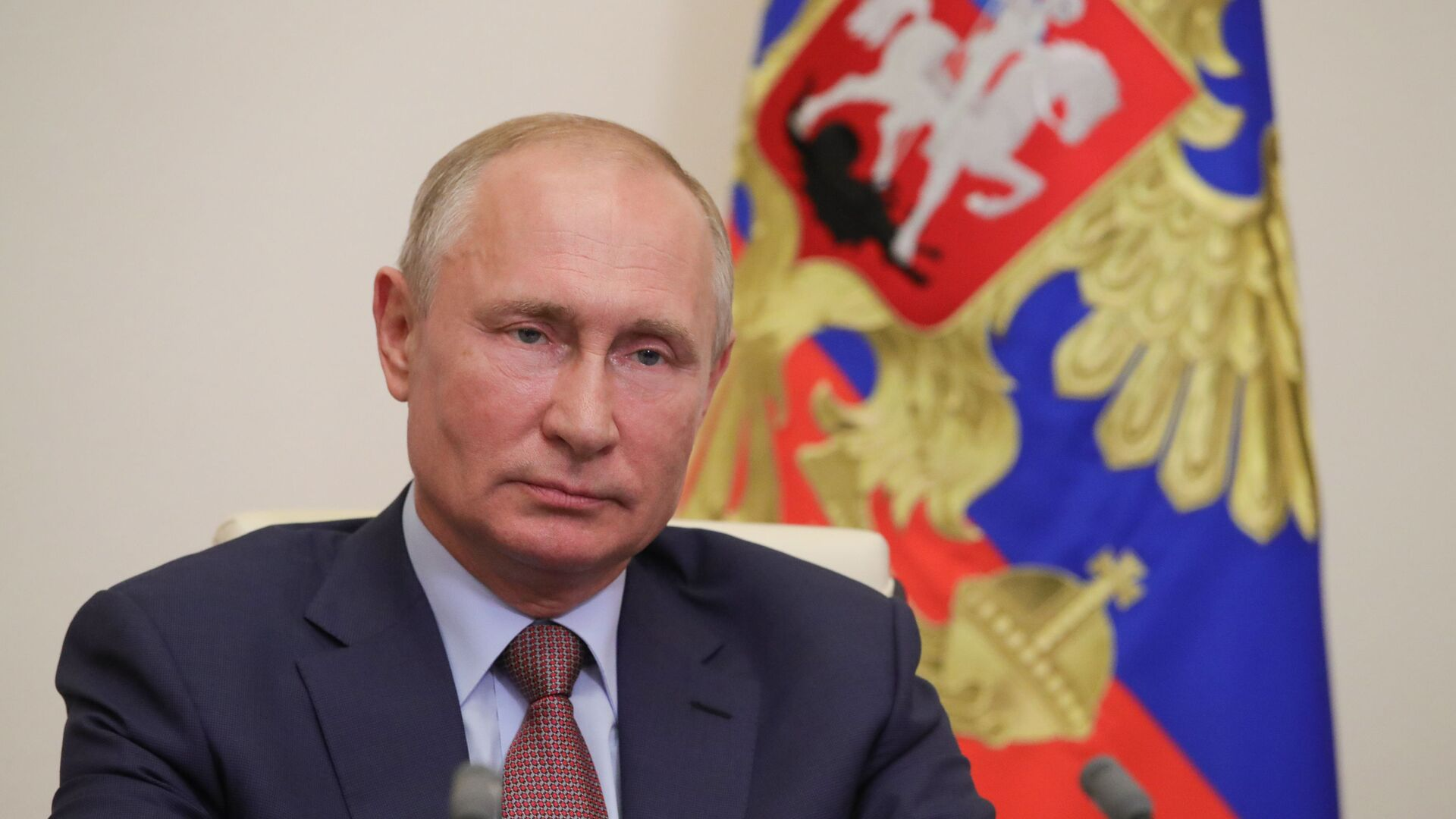 Vladímir Putin, presidente de Rusia - Sputnik Mundo, 1920, 02.07.2021