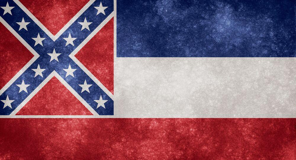 La bandera de Misisipi