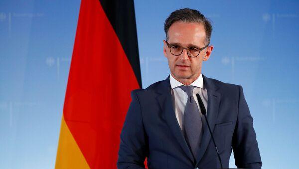 Heiko Maas, jefe de la diplomacia alemana - Sputnik Mundo