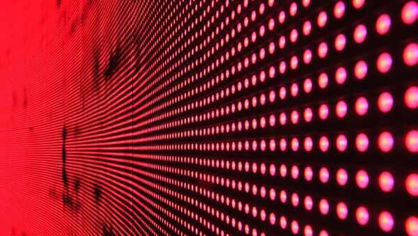 Luz roja, imagen ilustrativa - Sputnik Mundo