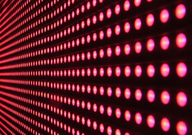 Luz roja, imagen ilustrativa