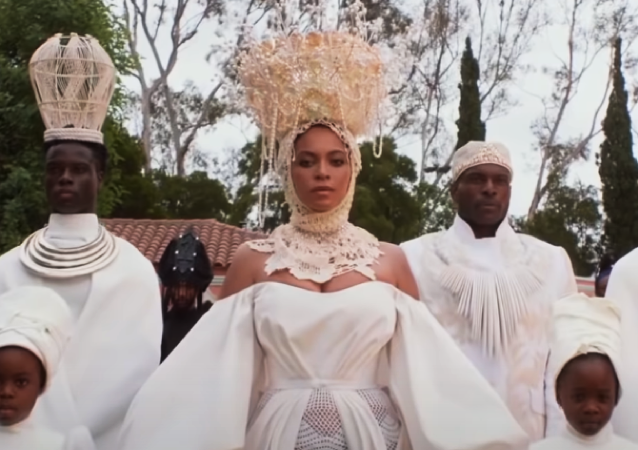 Beyoncé, cantante estadounidense