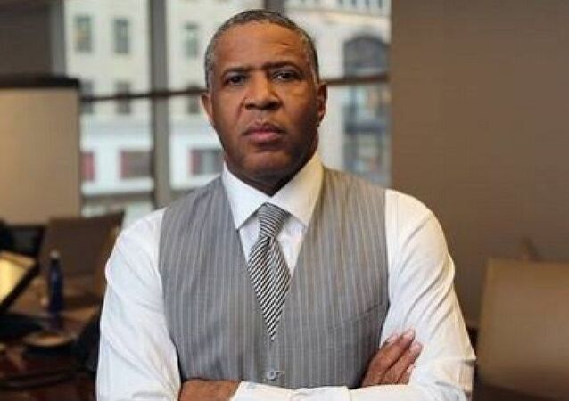 Robert F. Smith, multimillonario estadounidense