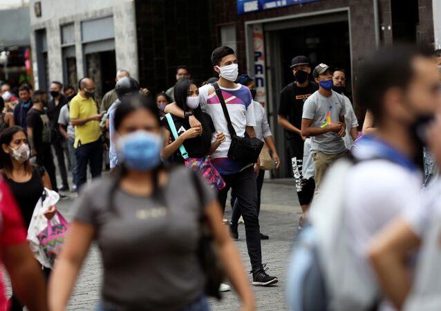 Brote de coronavirus en Venezuela