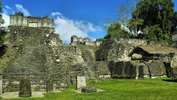 La ciudad maya de Tikal - Sputnik Mundo