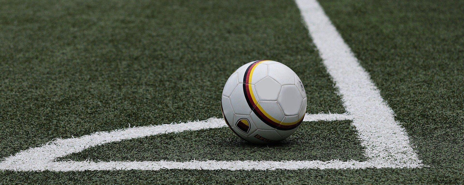 Una cancha de fútbol, referencial - Sputnik Mundo, 1920, 21.05.2021