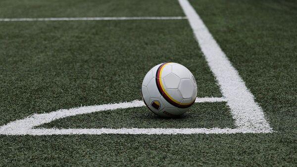 Una cancha de fútbol, referencial - Sputnik Mundo