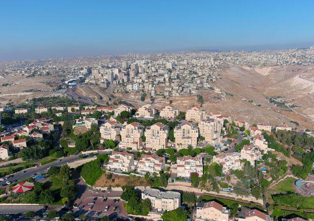Asentamientos israelíes en la Cisjordania ocuapda