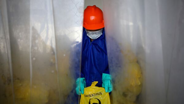 Coronavirus en Indonesia - Sputnik Mundo