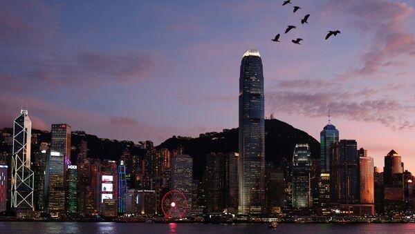 Vista general a Hong Kong - Sputnik Mundo