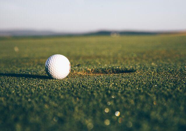 Campo de golf (imagen referencial)