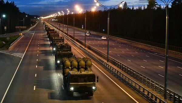 Equipo militar de Rusia - Sputnik Mundo