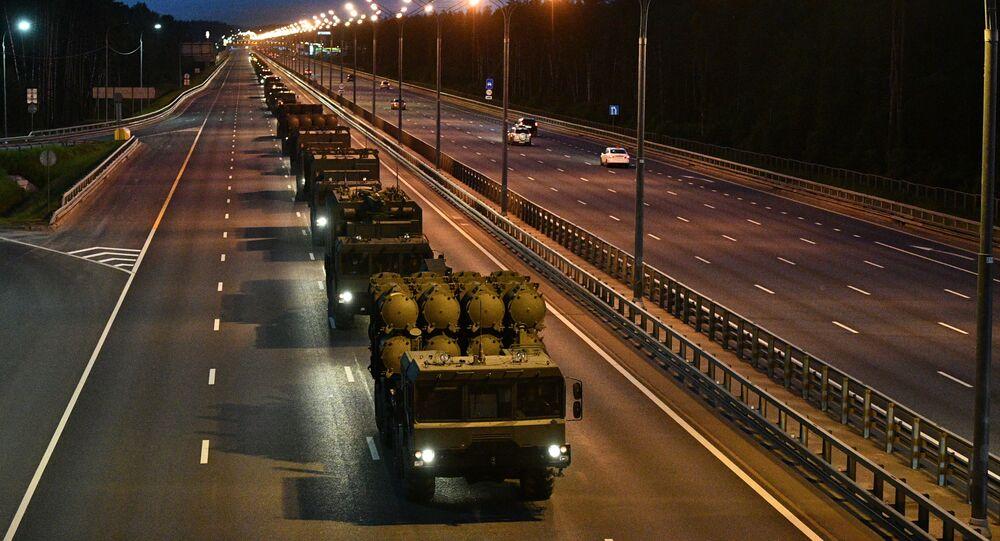 Equipo militar de Rusia (imagen referencial)