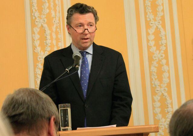 Geza Andreas von Geyr, embajador de Alemania en Rusia