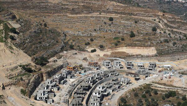 Asentamientos israelíes en Cisjordania - Sputnik Mundo